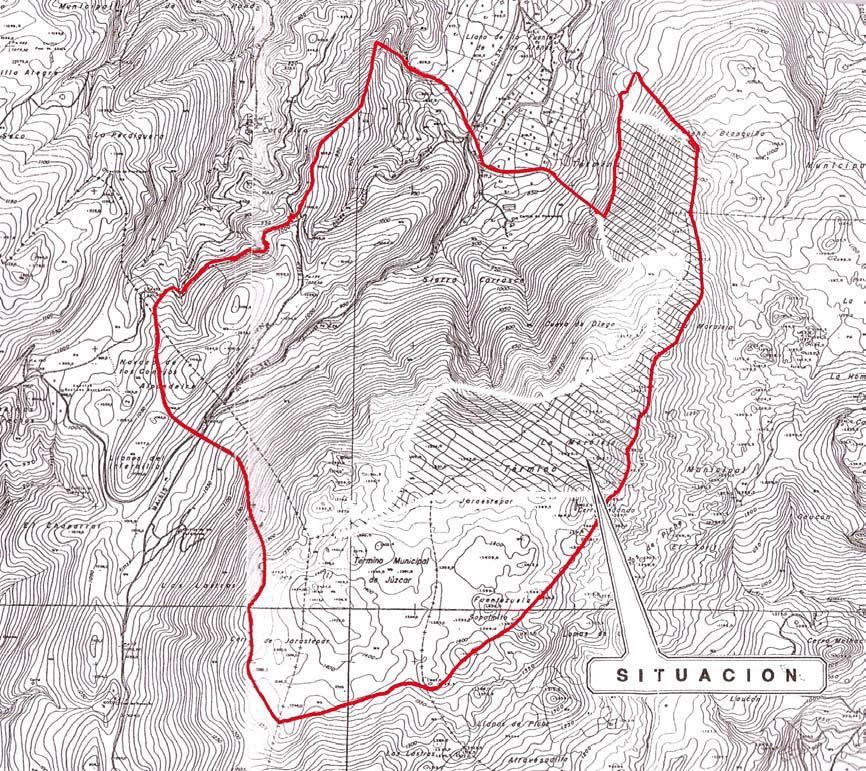 Land in Ronda
