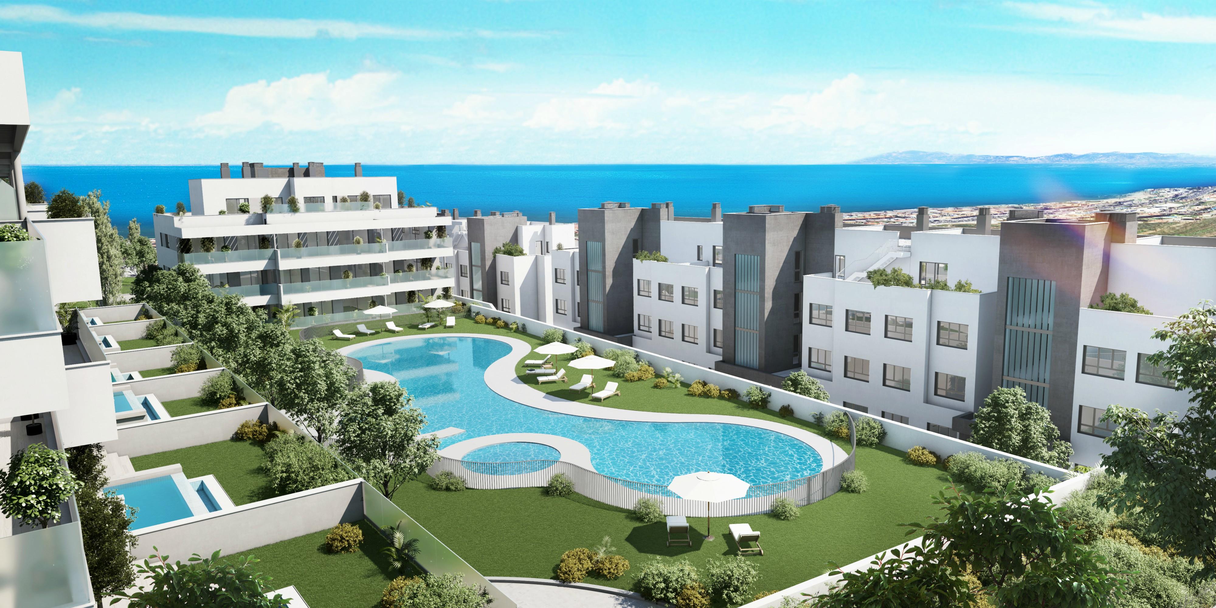 Penthouse in Cala de Mijas