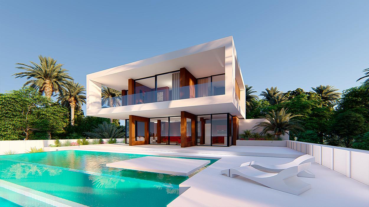 Ref:359-00150P Villa For Sale in Estepona