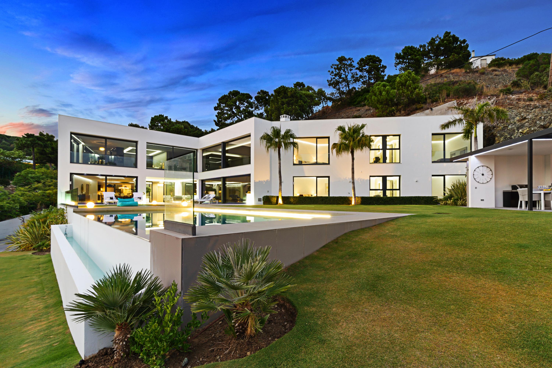 359-00155P: Villa in Benahavis