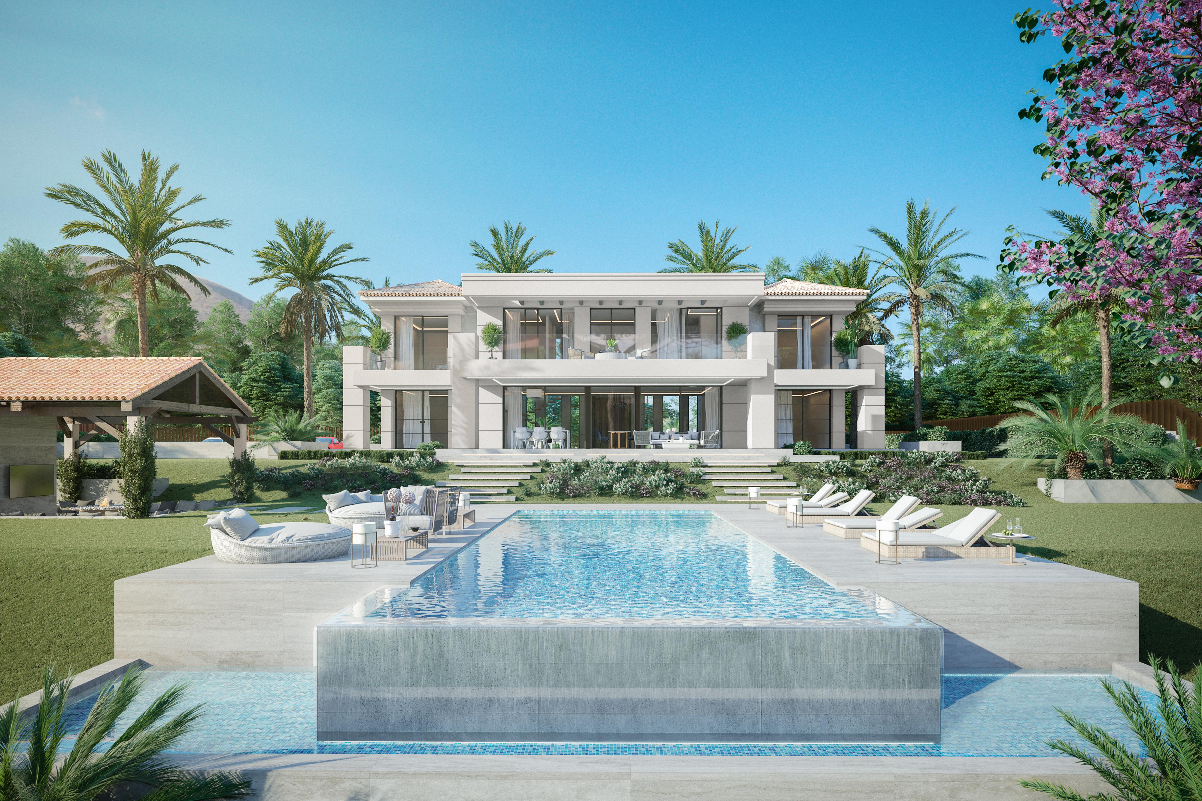 Ref:359-00124P Villa For Sale in Benahavis