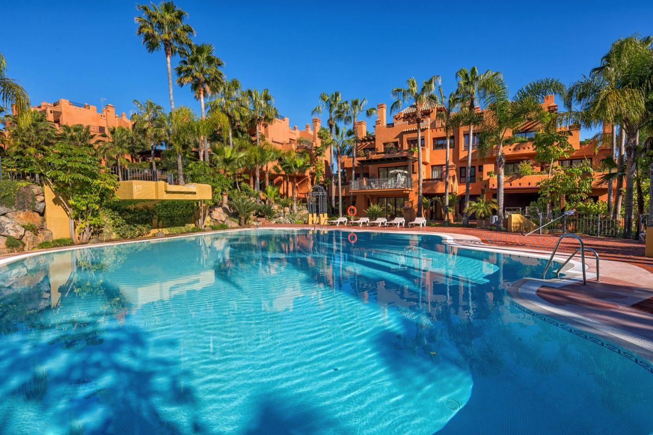 359-00137P: Ground Floor Apartment in Marbella