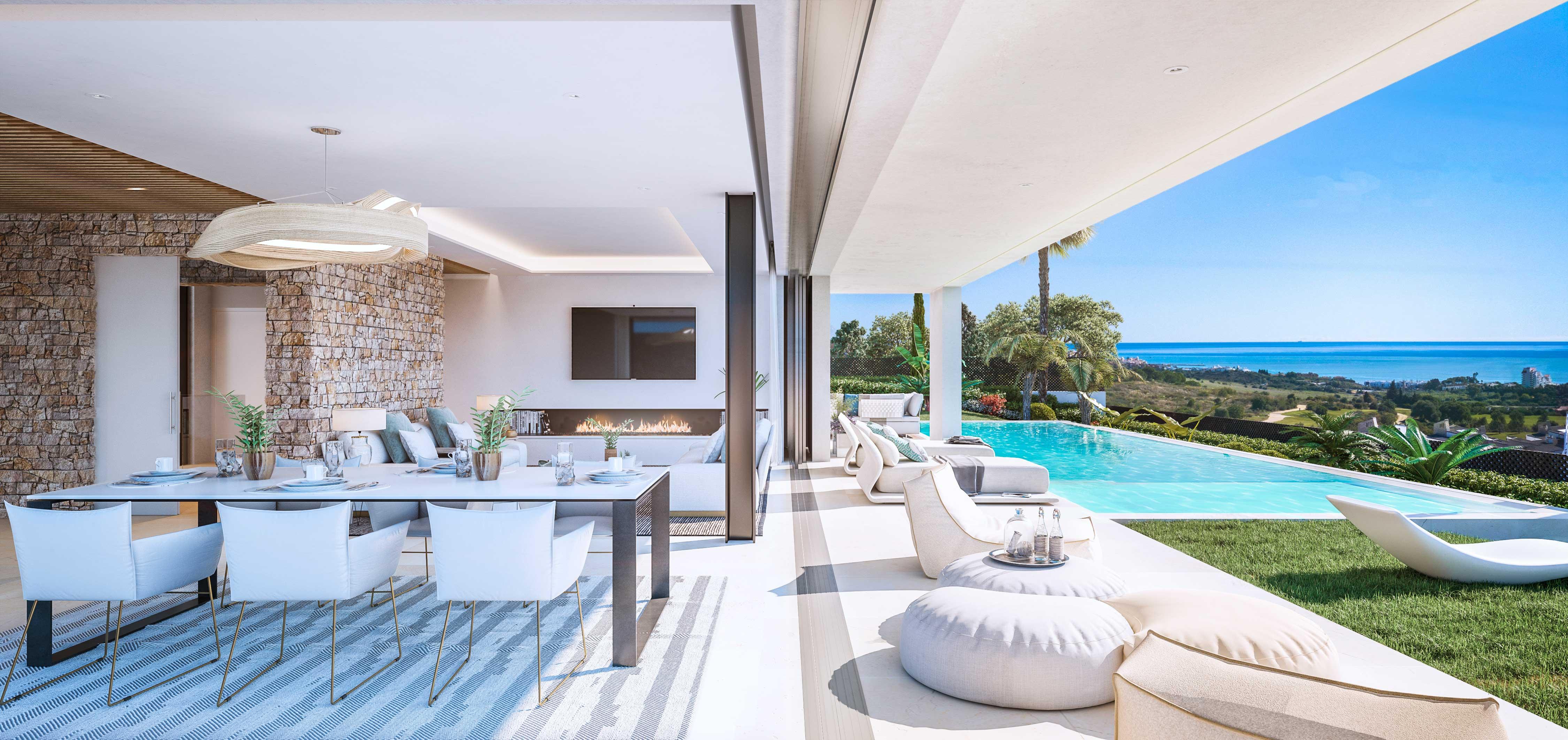359-00108P: Villa in Estepona