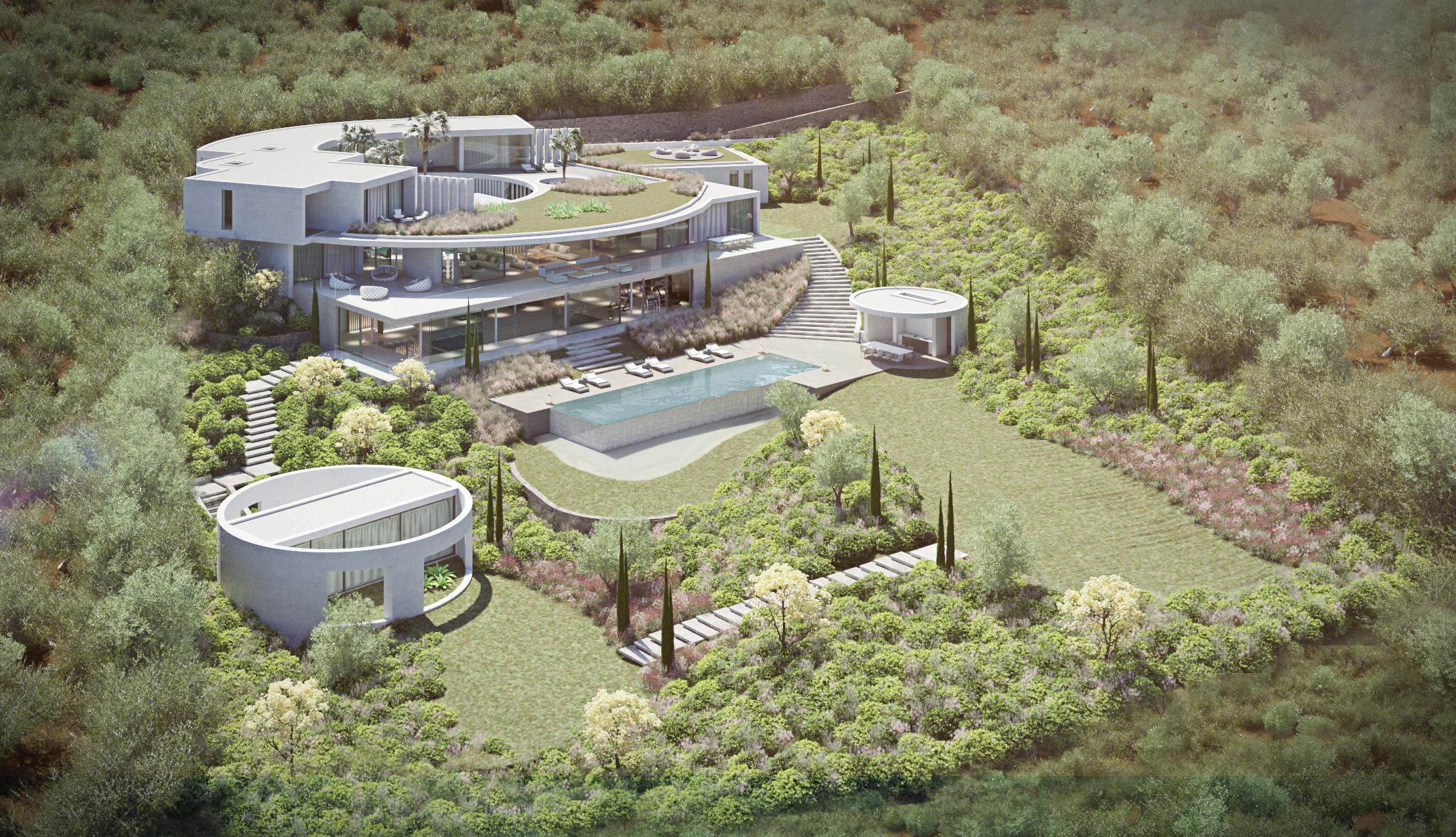 Ref:359-00104P Villa For Sale in Sotogrande