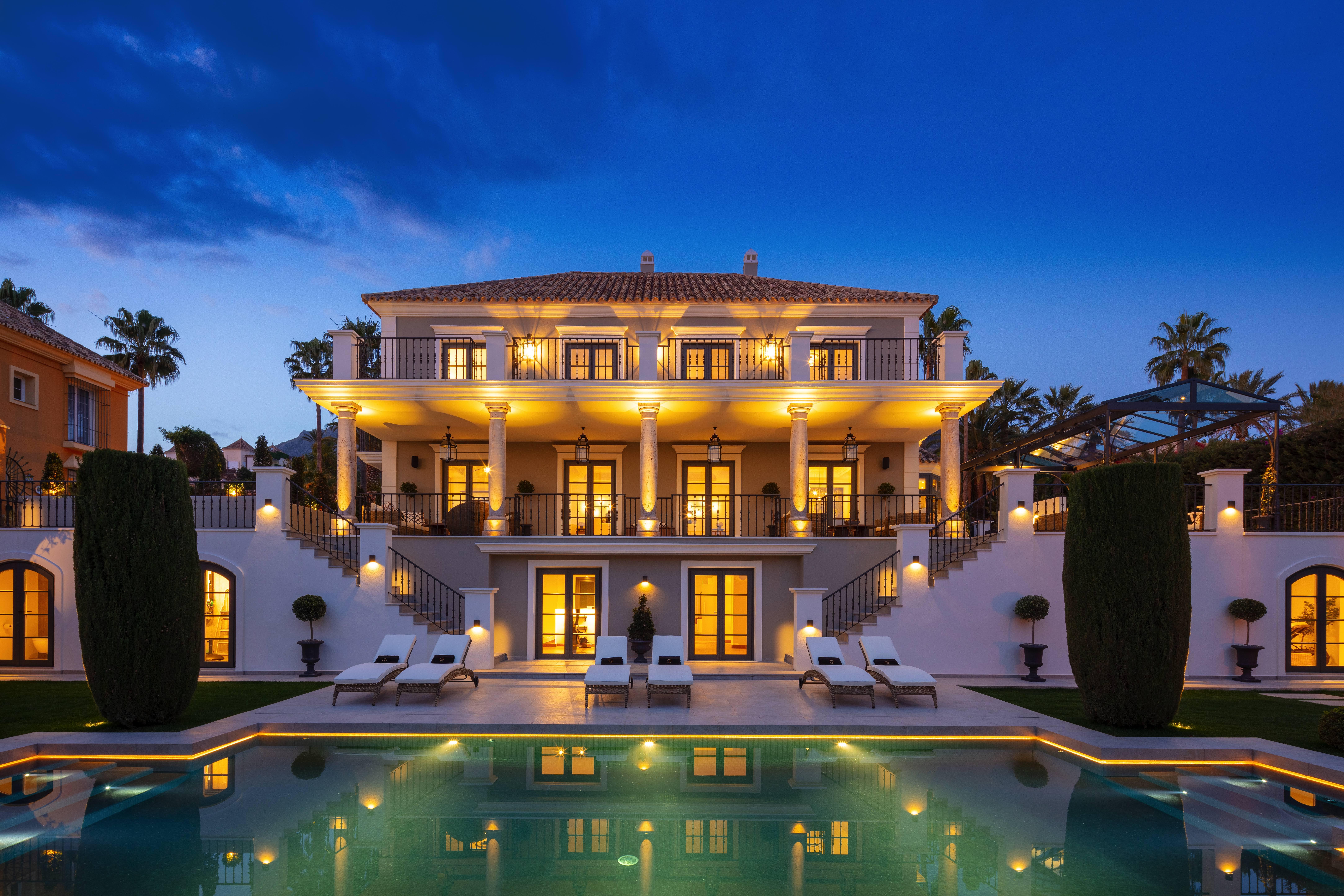 Ref:359-00109P Villa For Sale in Marbella