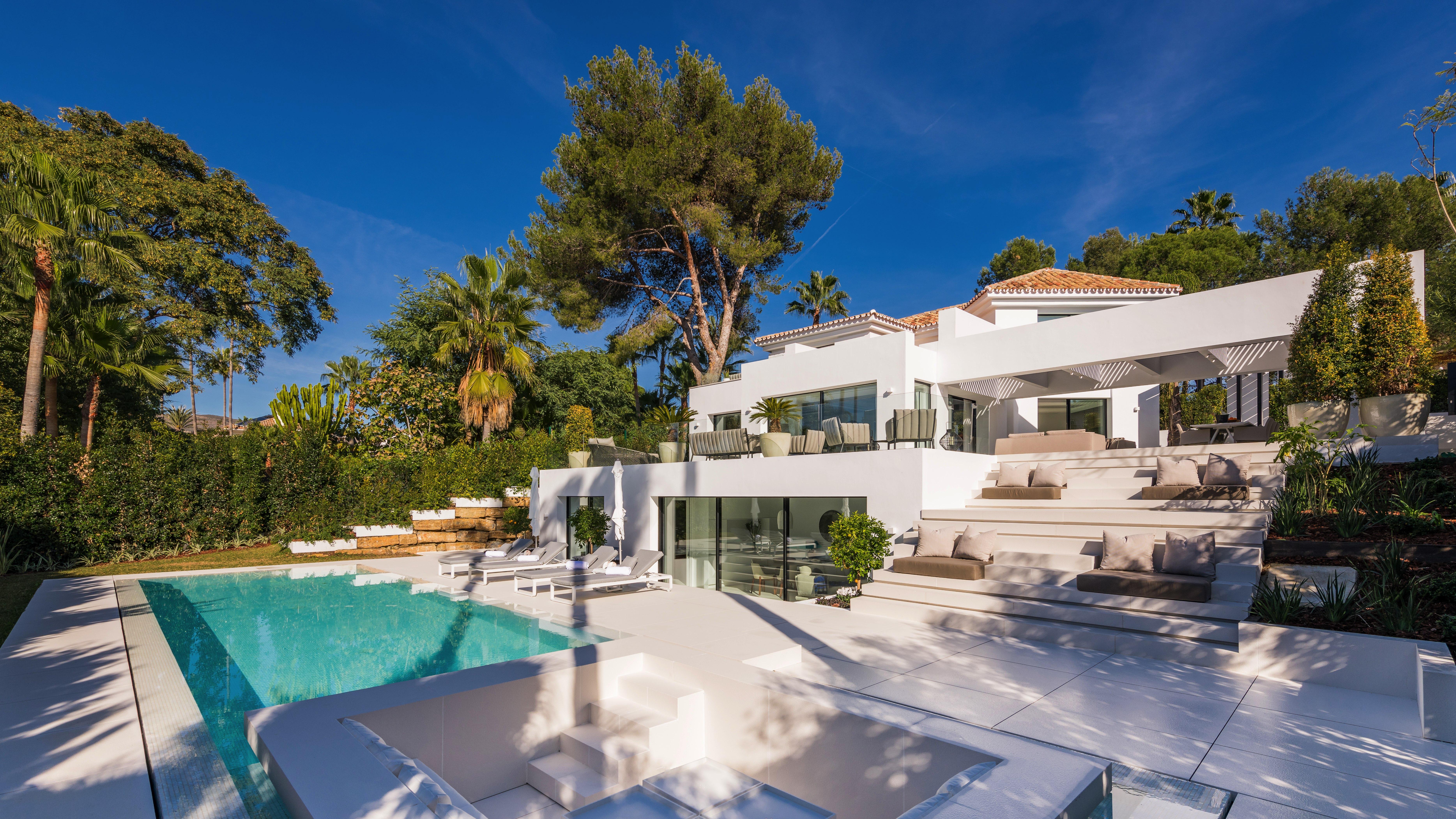 Ref:359-00117P Villa For Sale in Marbella