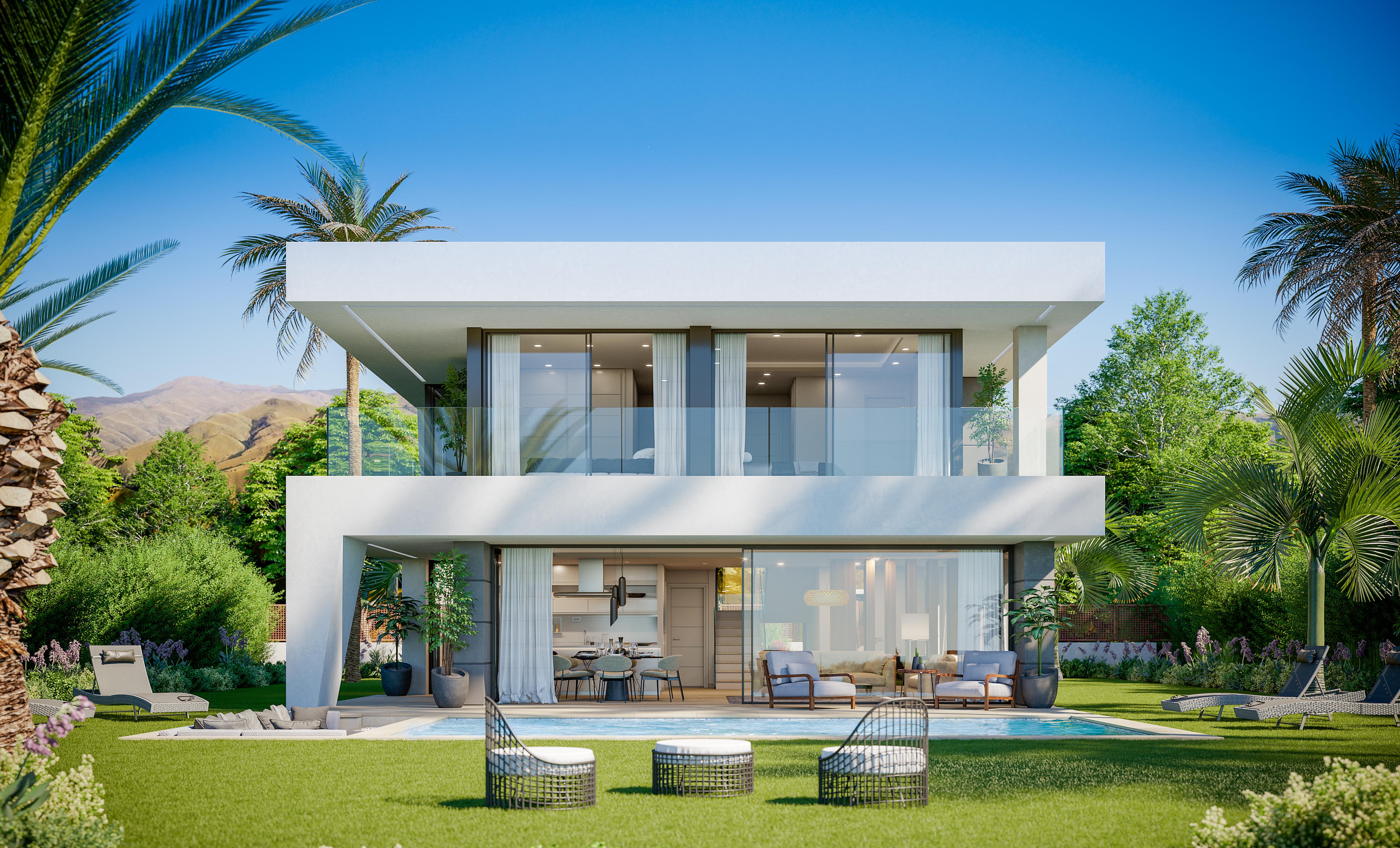 359-00111P: Villa in Estepona