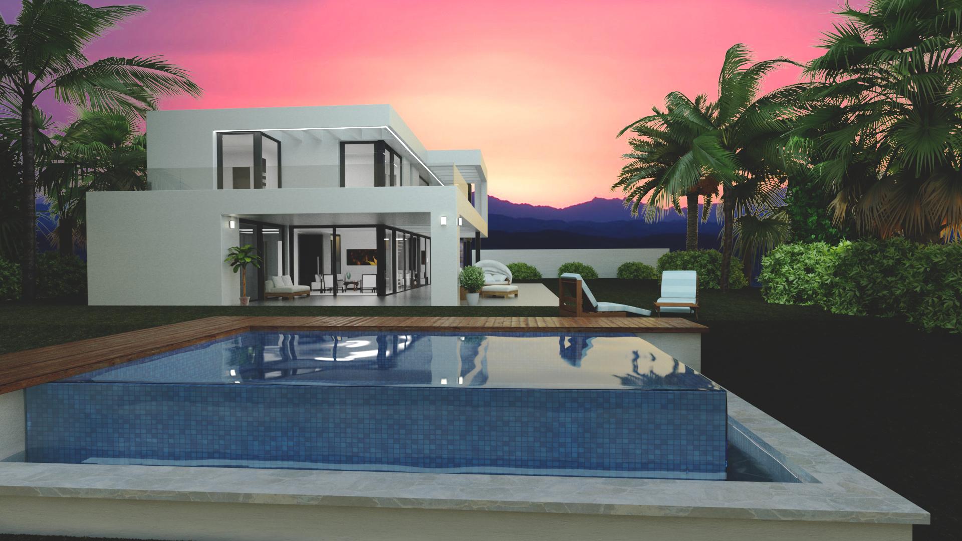 Ref:359-00193P Villa For Sale in Mijas Costa