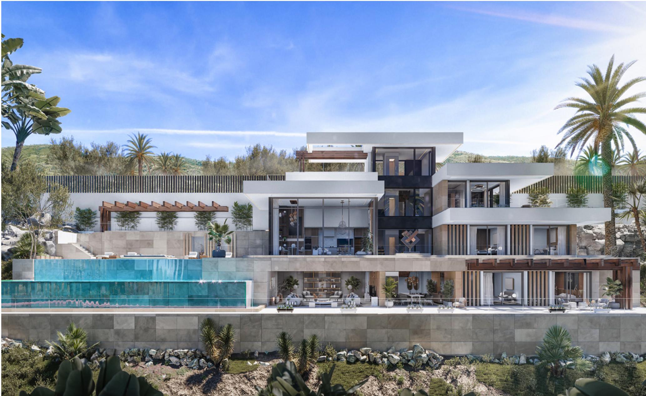 Ref:359-00182P Villa For Sale in Benahavis