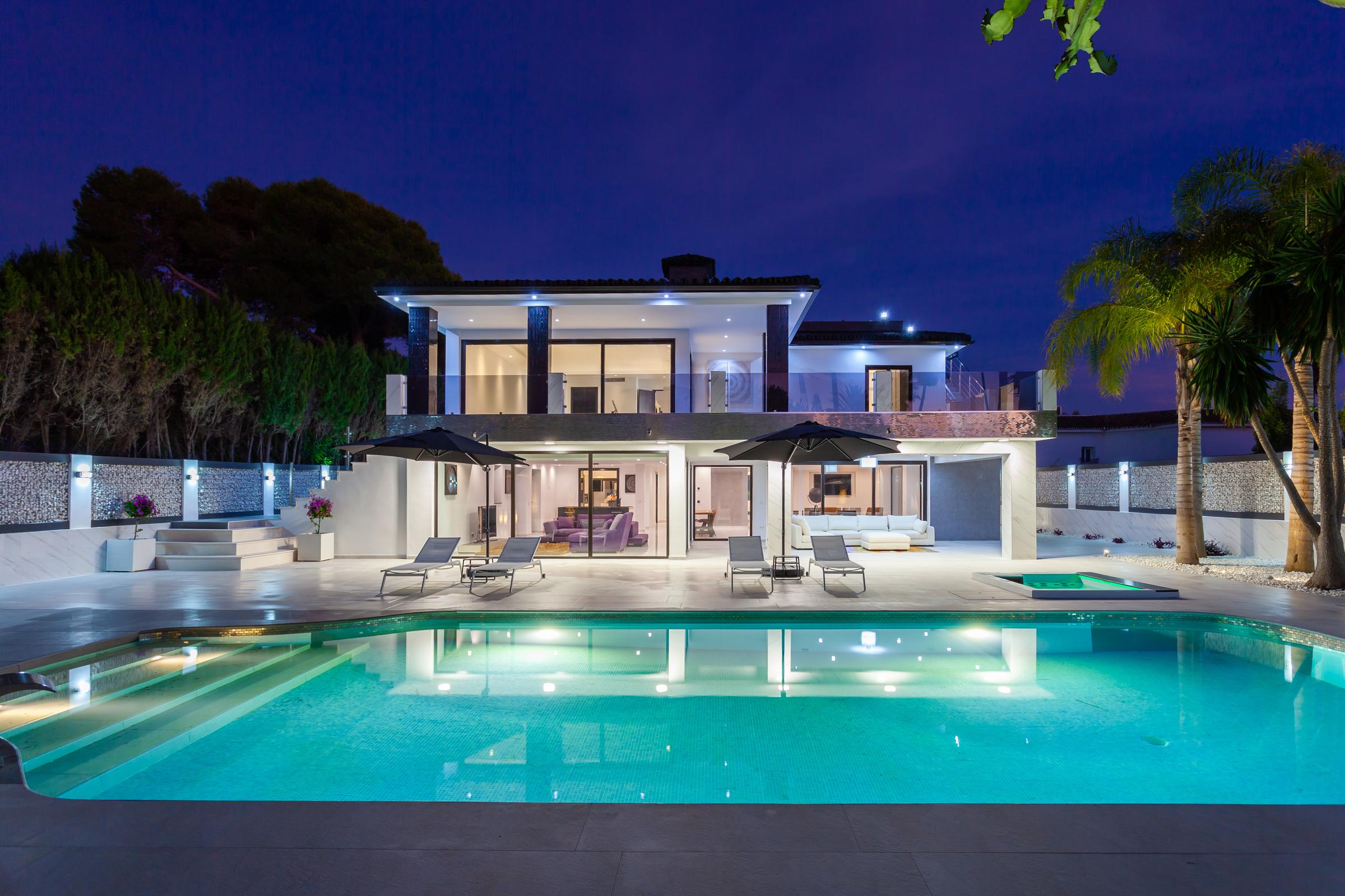 359-00025P: Villa in Marbella