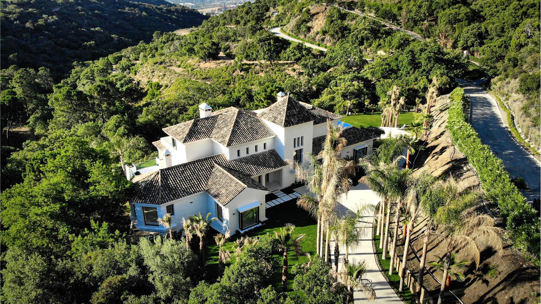 Ref:359-00055P Villa For Sale in Benahavis