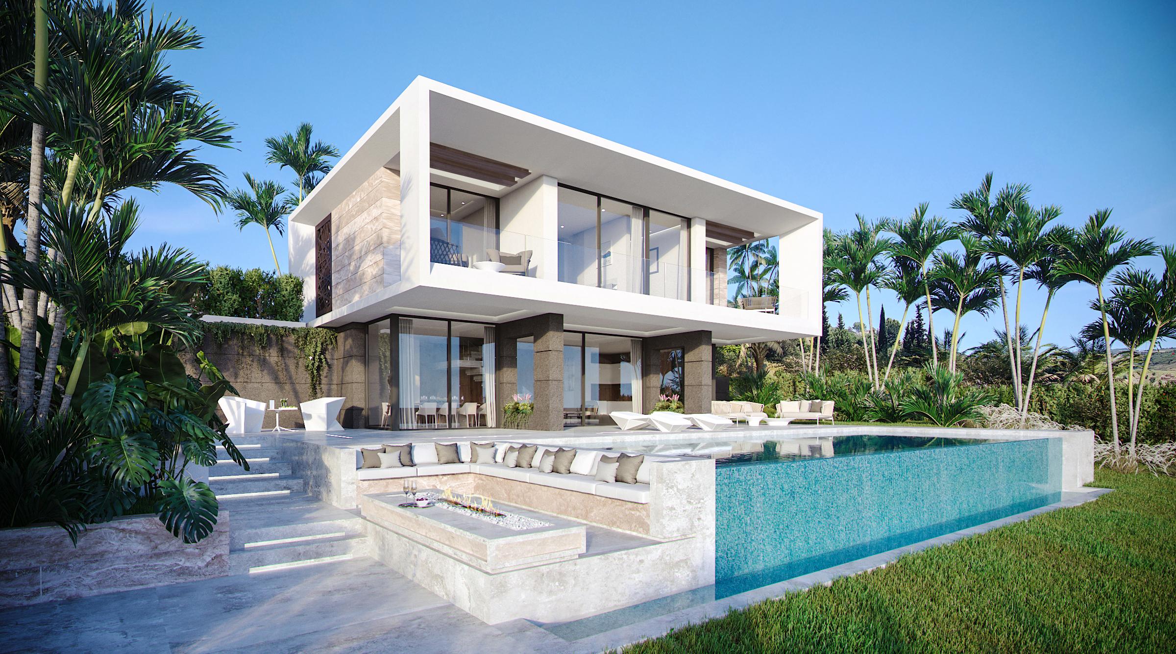 359-00051P: Villa in Estepona