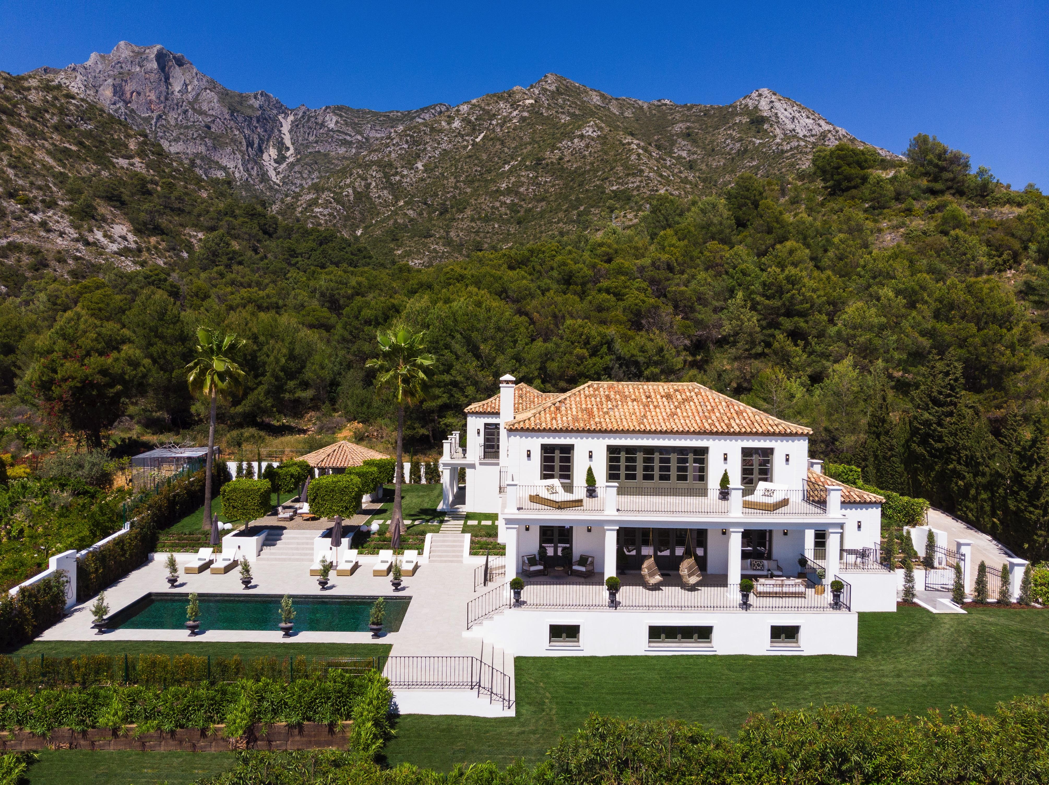 Ref:359-00048P Villa For Sale in Marbella