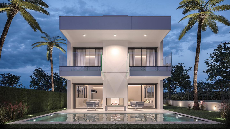 359-00045P: Villa in Marbella