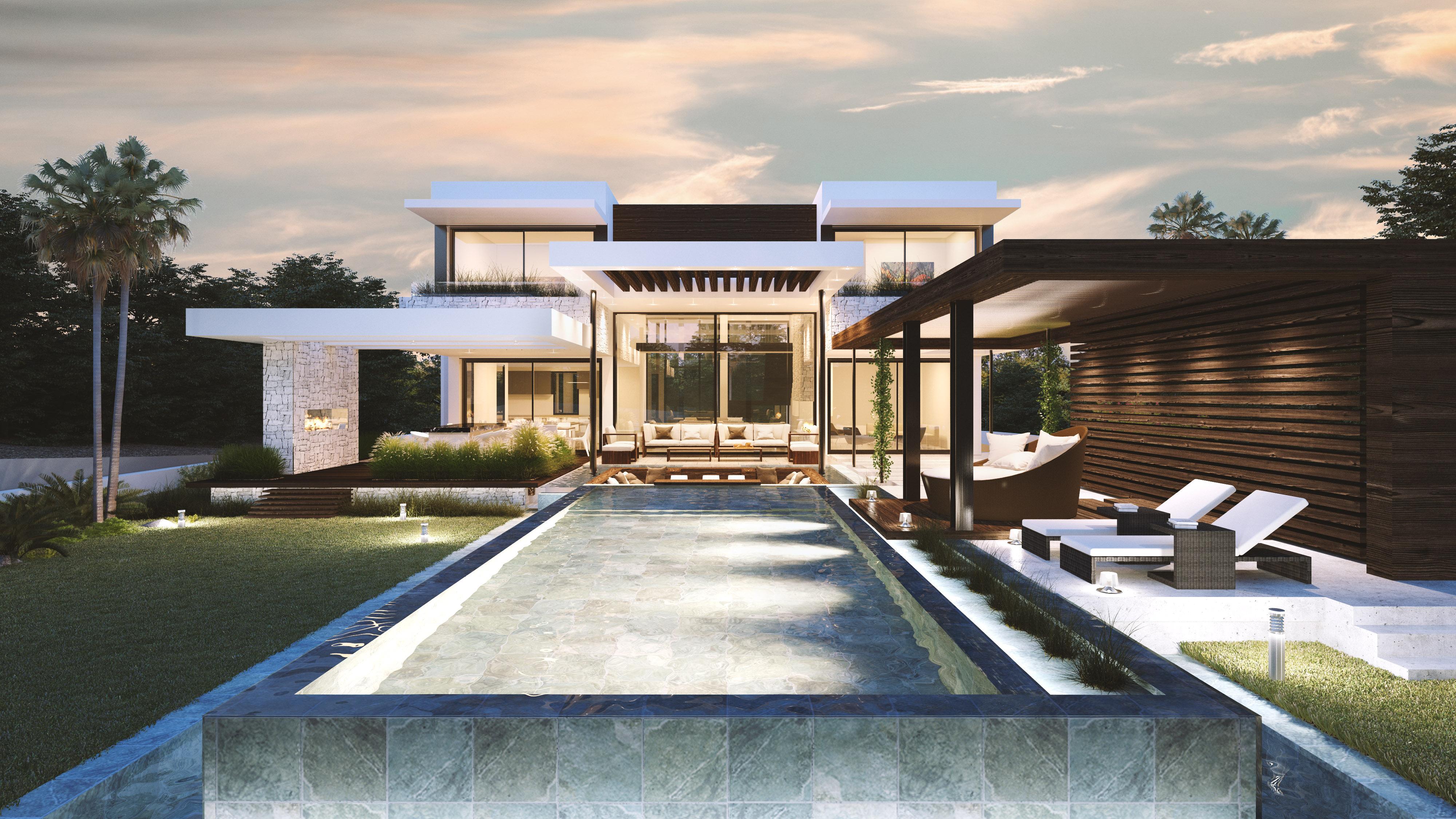 Ref:359-00075P Villa For Sale in Estepona