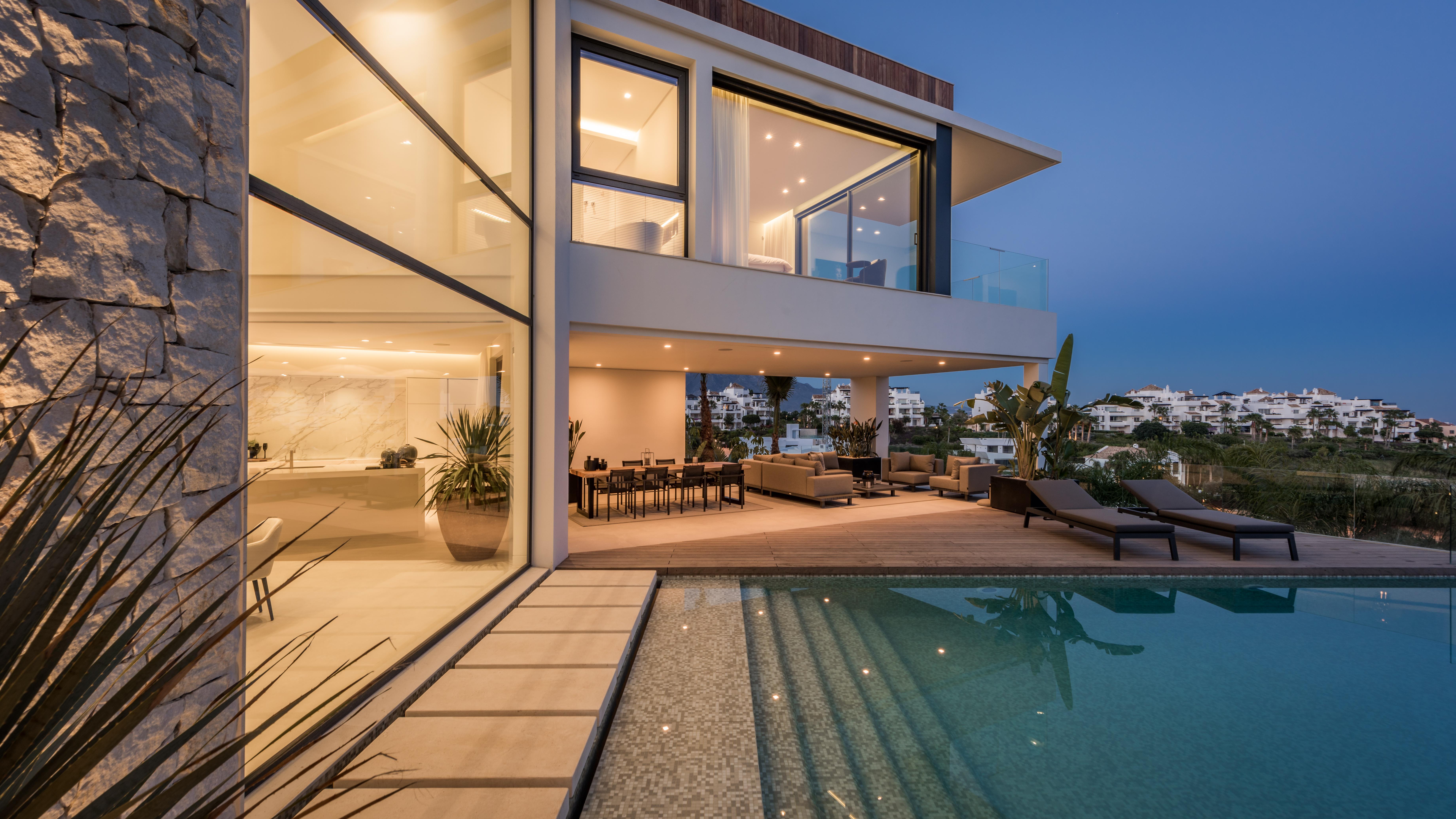 Ref:359-00060P Villa For Sale in Benahavis
