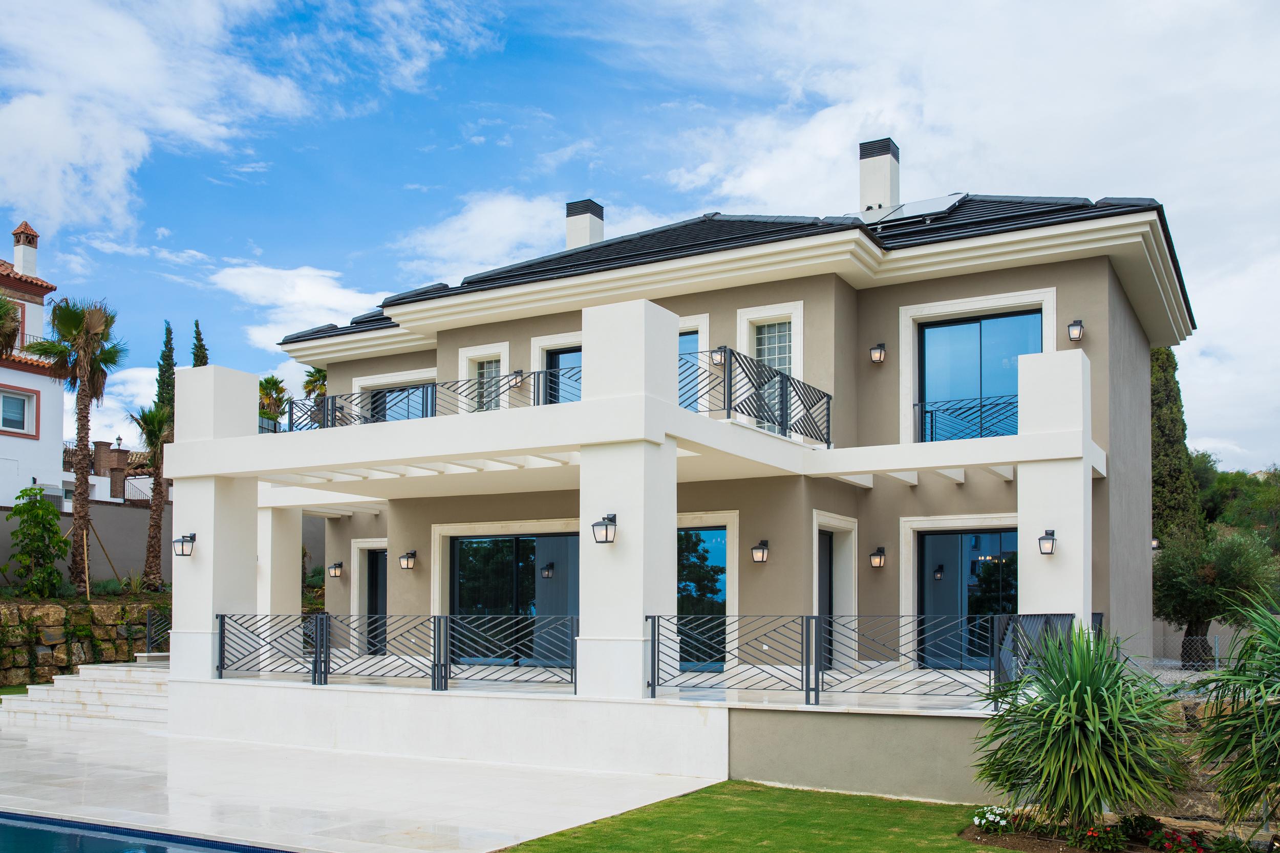 Ref:359-00095P Villa For Sale in Benahavis