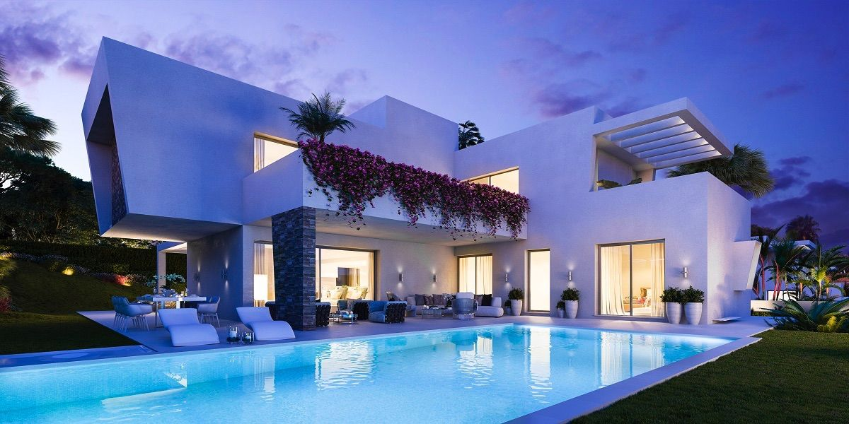 Ref:LUX0212 Villa For Sale in Estepona