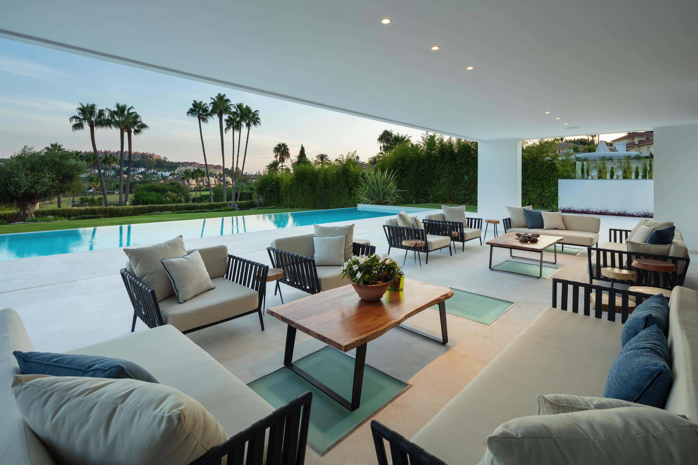 Ref:LUX0248 Villa For Sale in Marbella