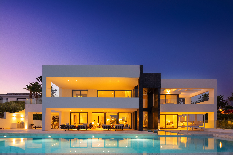 LUX0248: Villa in Marbella
