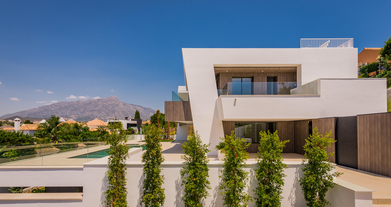 LUX0242: Villa in Marbella