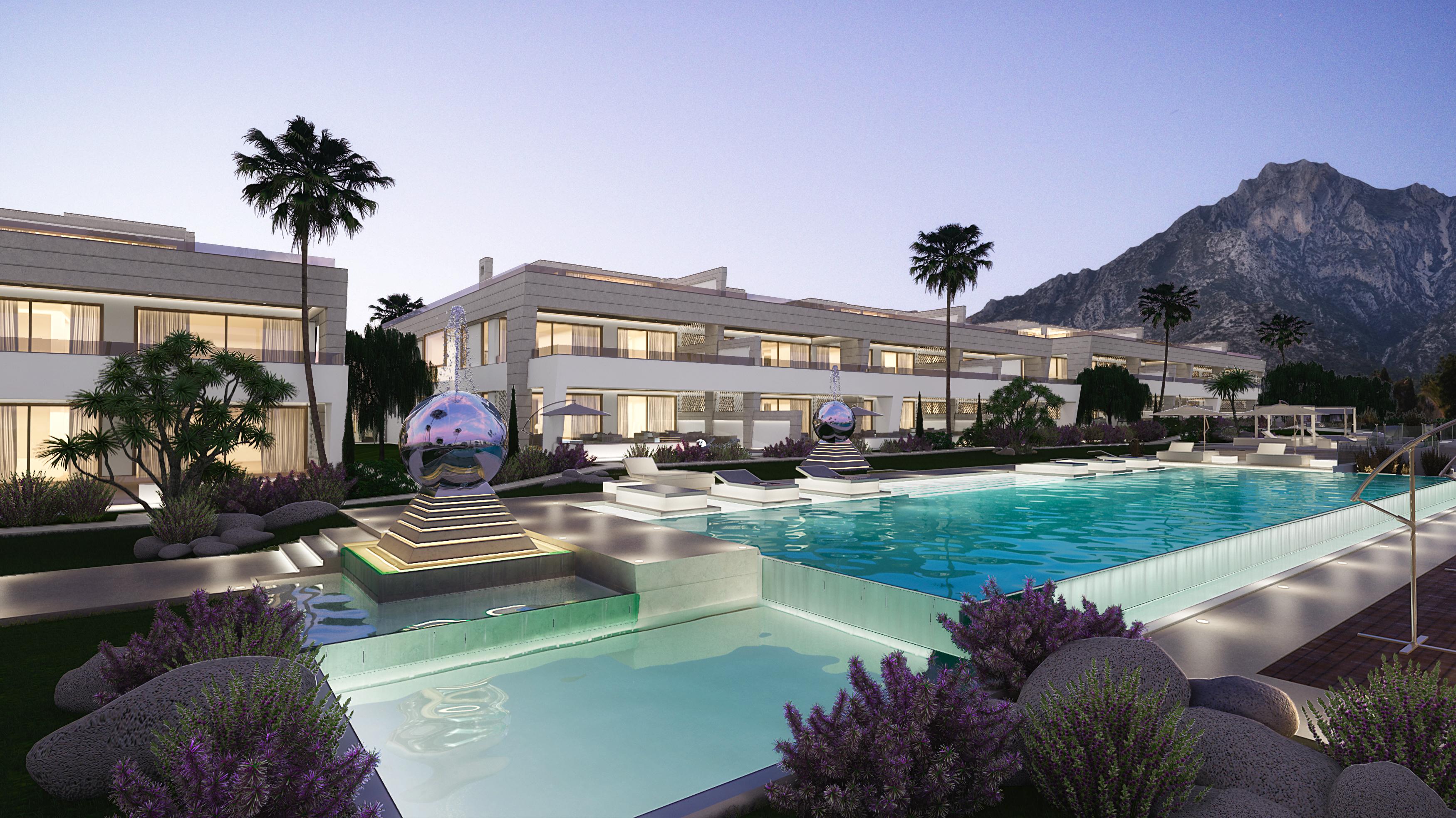 Ref:LUX0245 Villa For Sale in Marbella