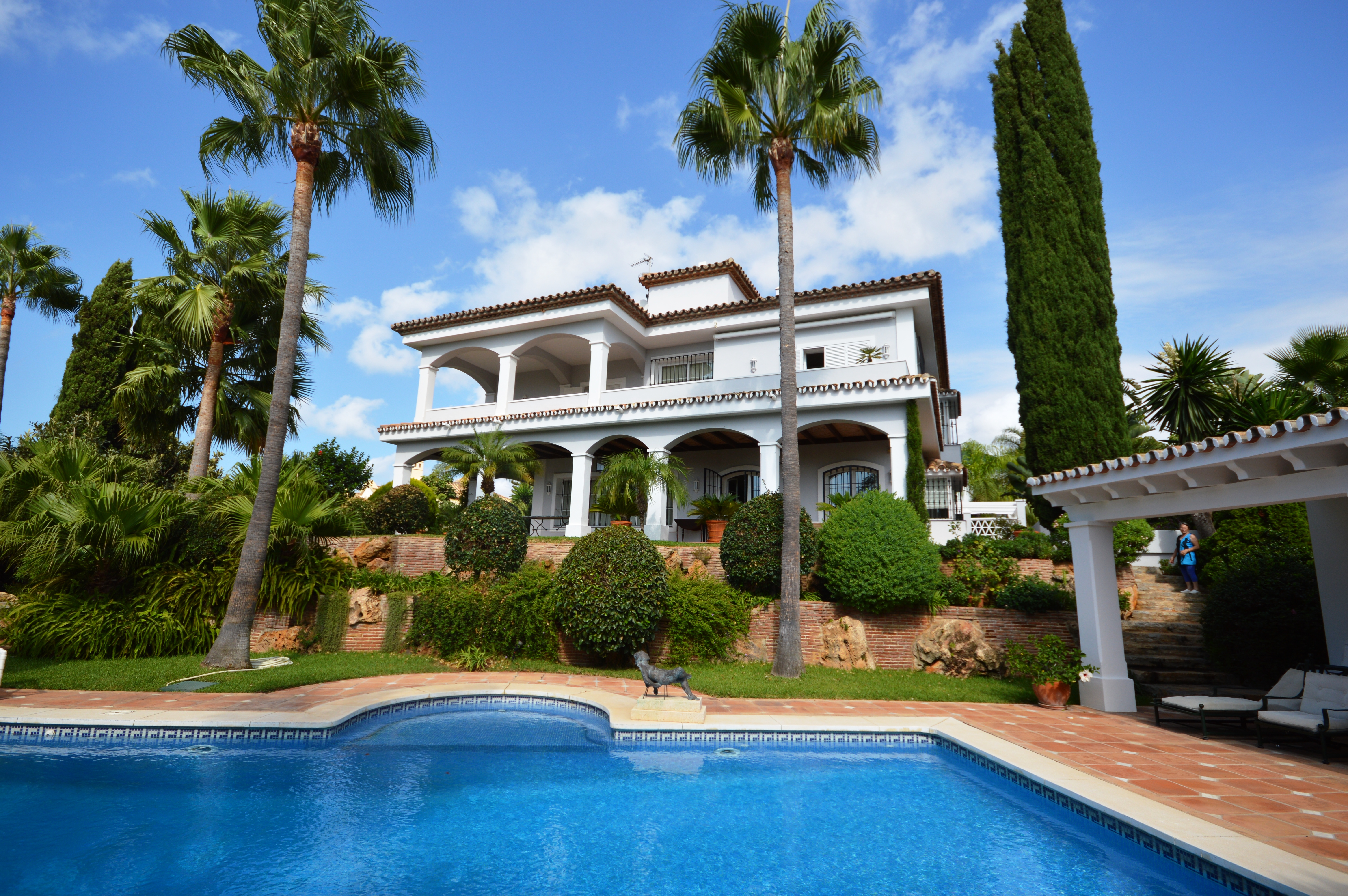 LUX0372: Villa in Marbella