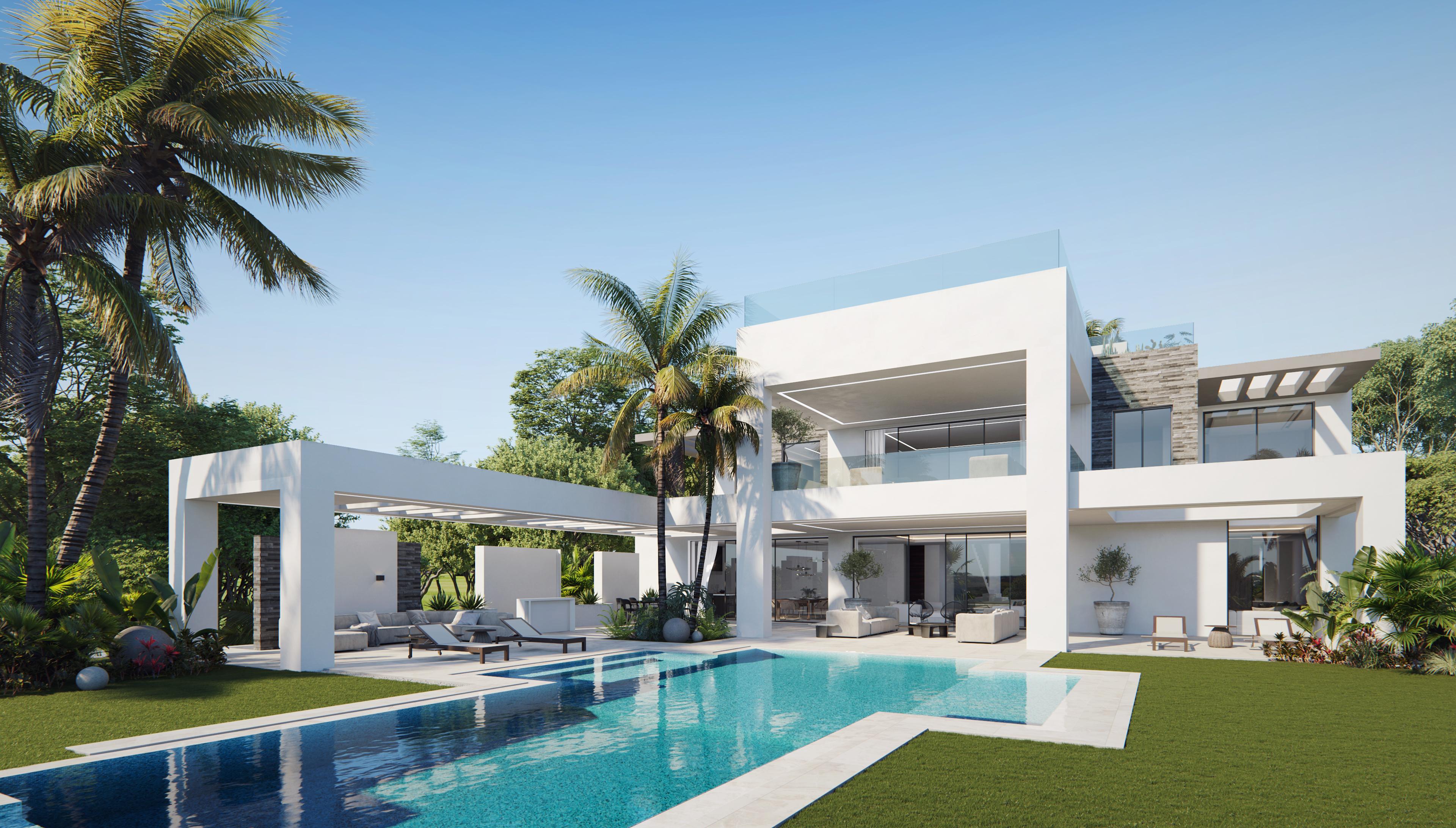 Ref:LUX0350 Villa For Sale in Benahavis