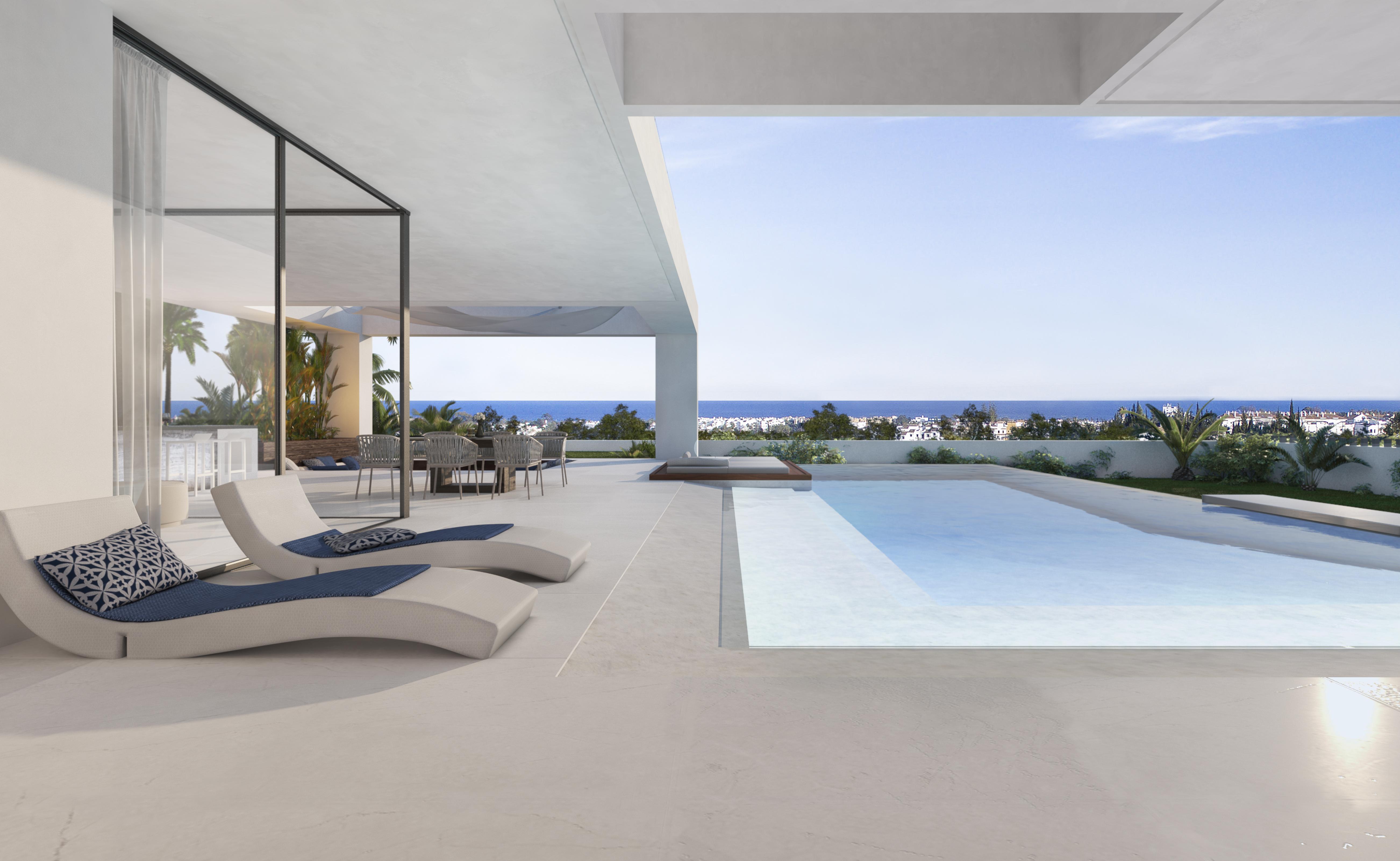 LUX0348: Villa in Estepona