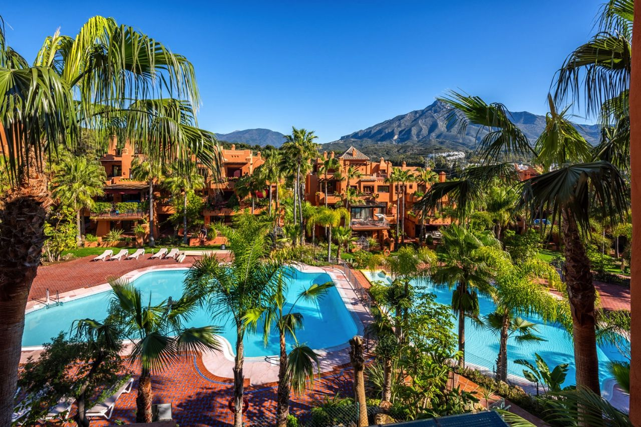 Ref:ATC0331 Duplex Penthouse For Sale in Marbella