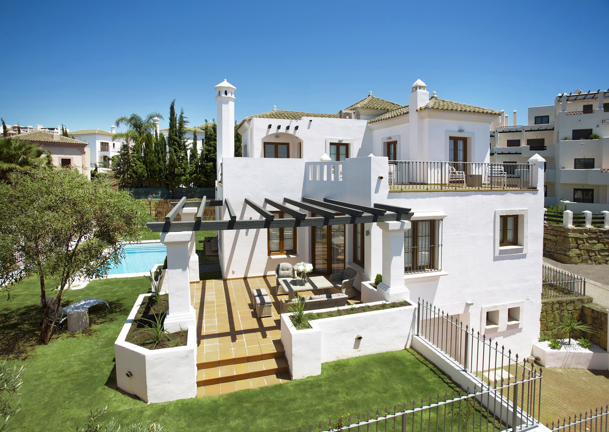 Ref:CHA0284 House For Sale in Estepona