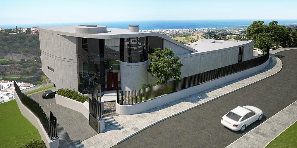 Ref:PAR0047 Villa For Sale in Benahavis