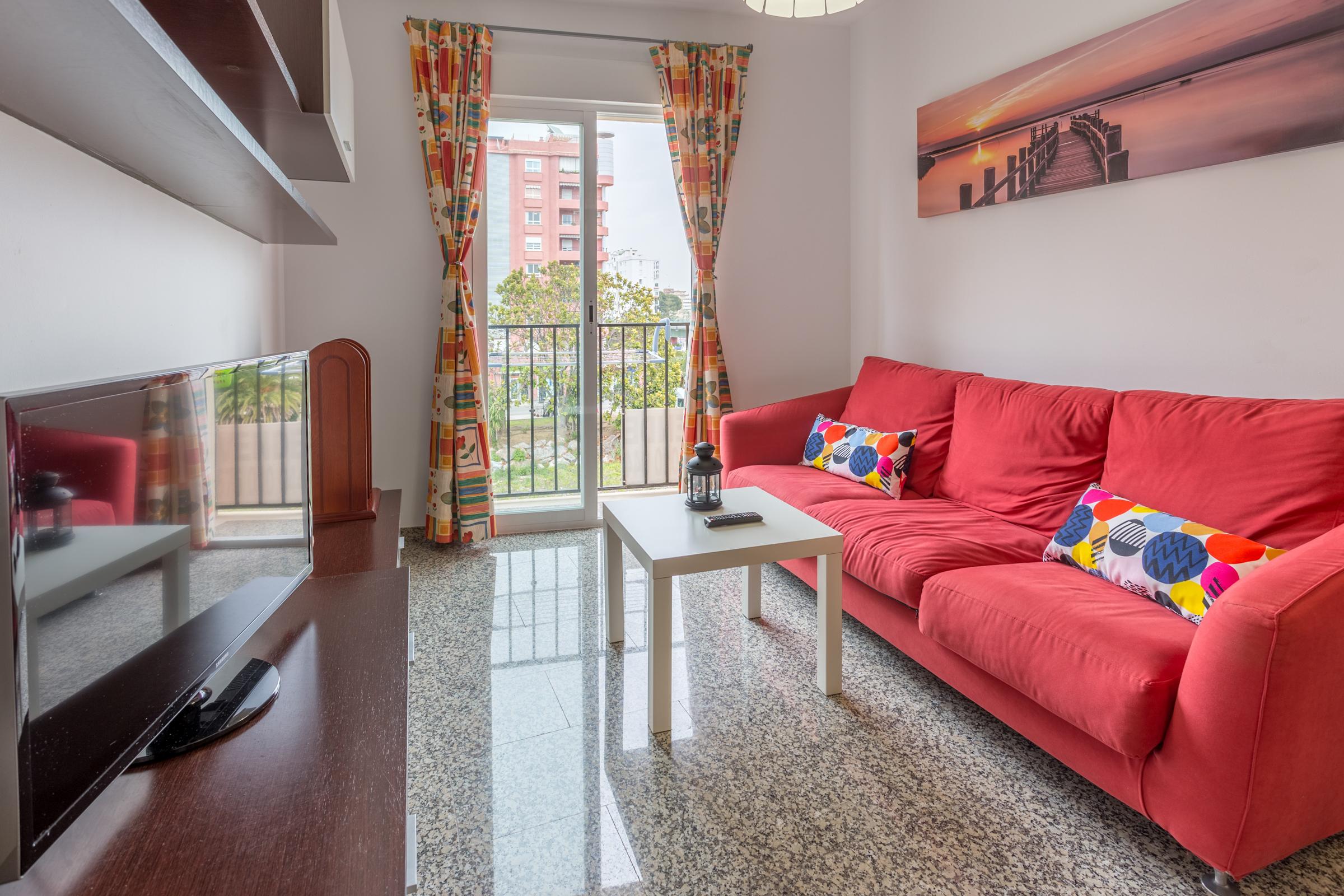 Lägenhet i Los Boliches