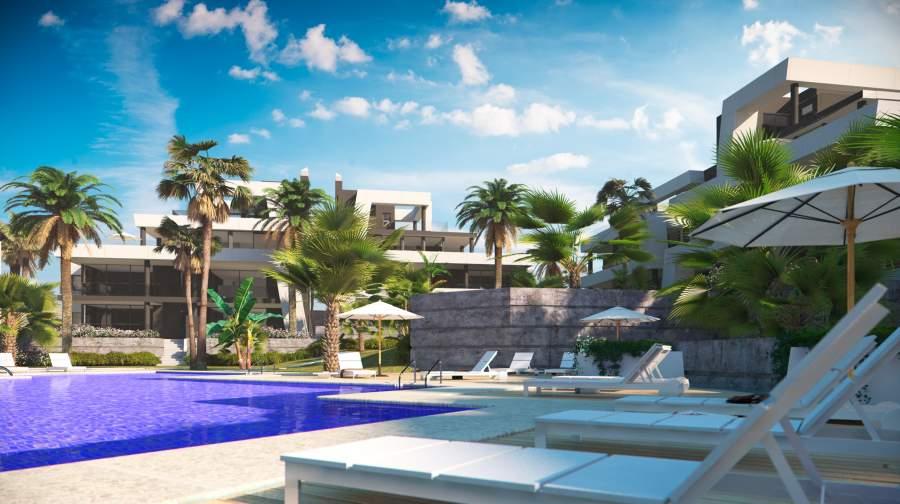 Apartment in Marbella Este