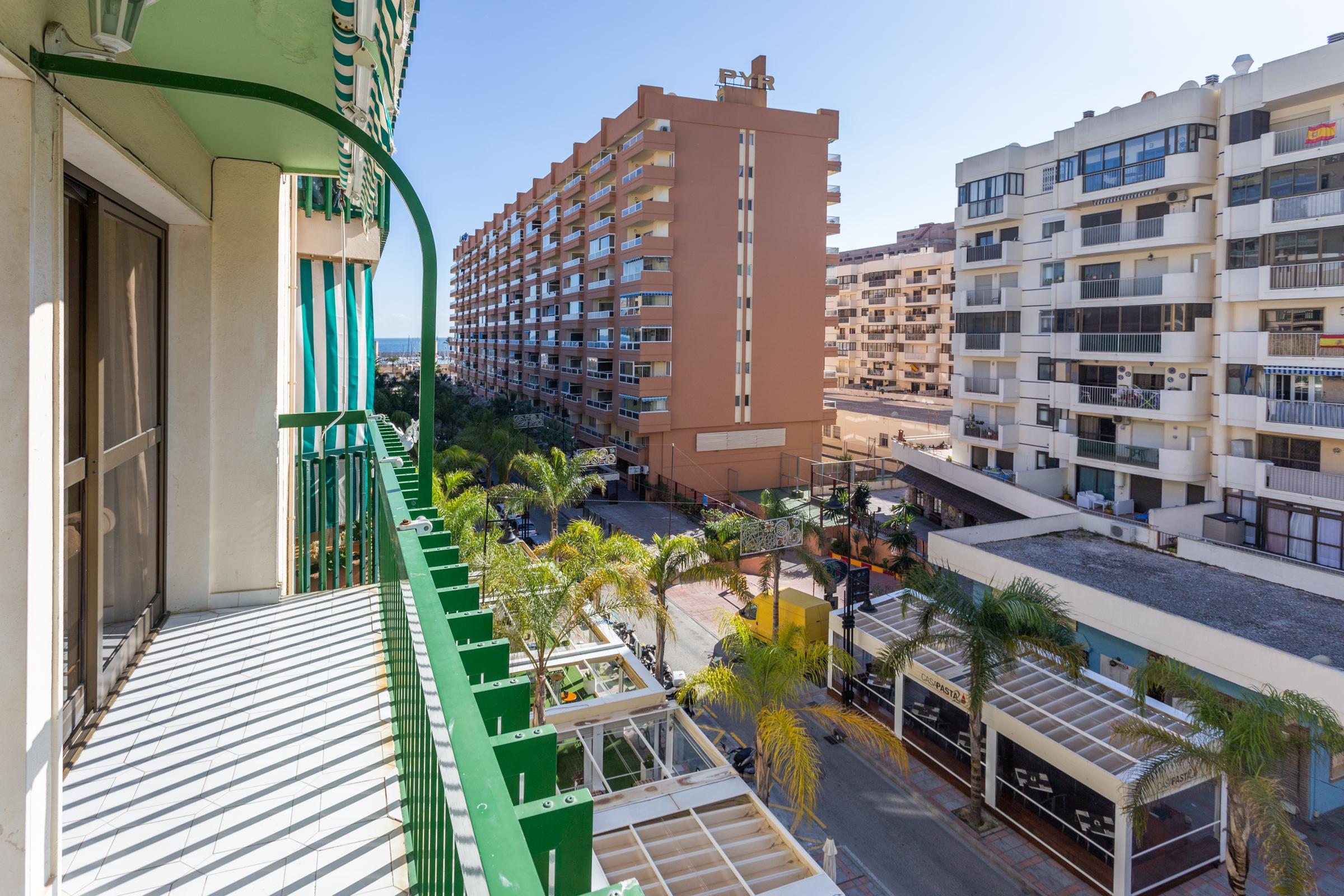 Apartment in Fuengirola Puerto