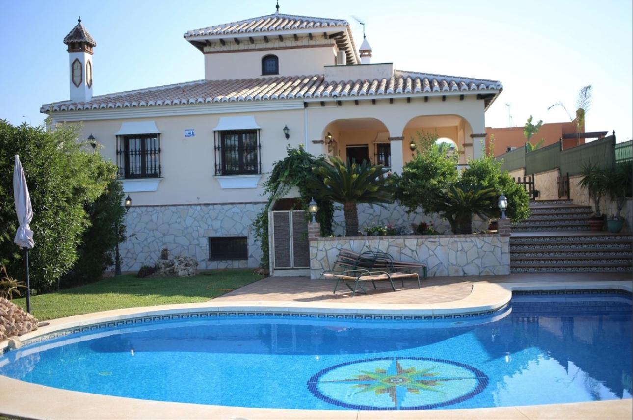Villa in Torre del Mar