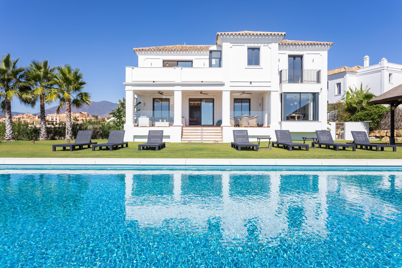 Villa i Finca Cortesin