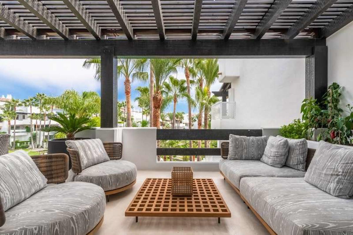 Penthouse in Marbella Golden Mile