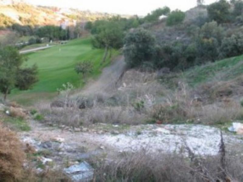 Plot for Sale in Santa Maria Golf, Marbella Este
