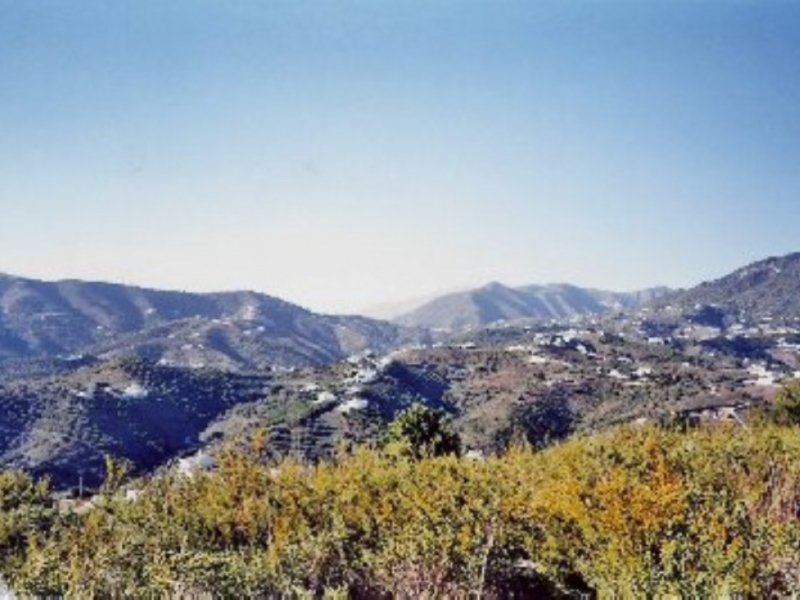 Plot for Sale in name, Nerja