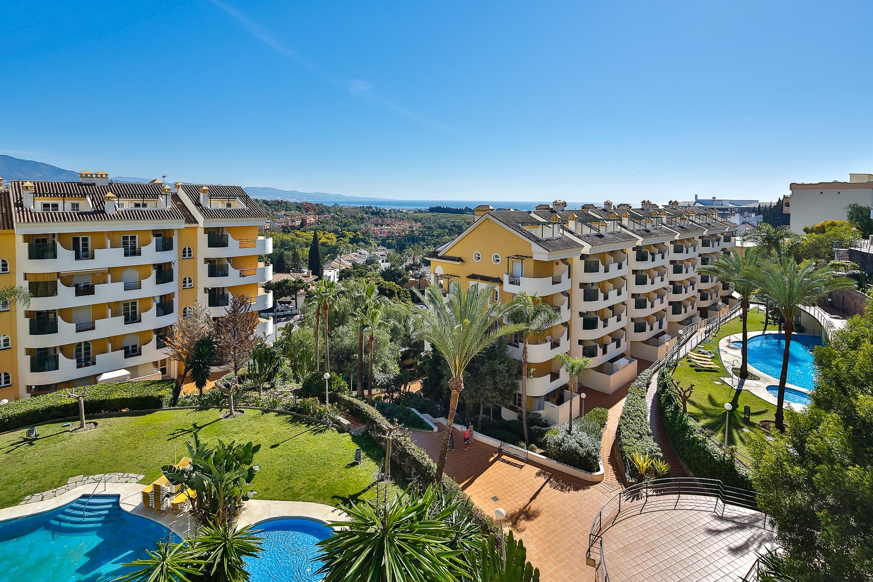 Apartment for Sale in Señorio de Aloha, Nueva Andalucia