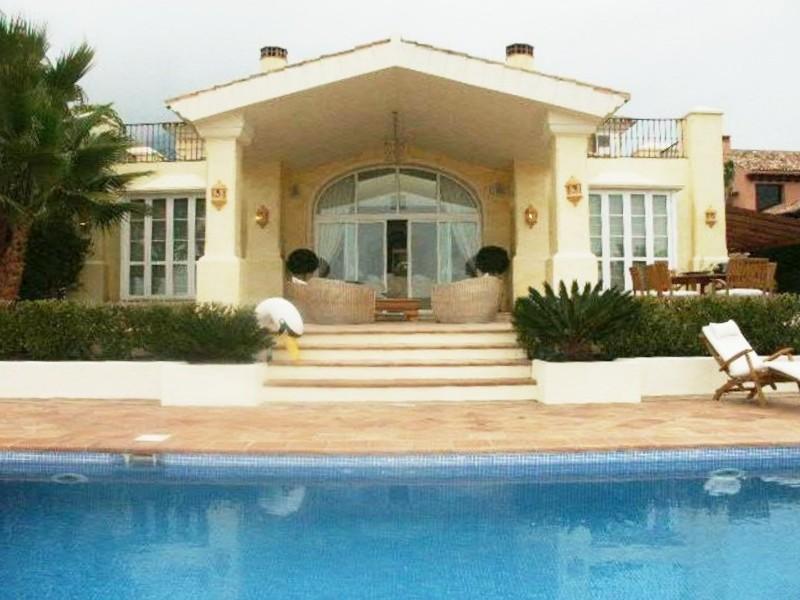 Villa for Rent in Sierra Blanca, Marbella Golden Mile