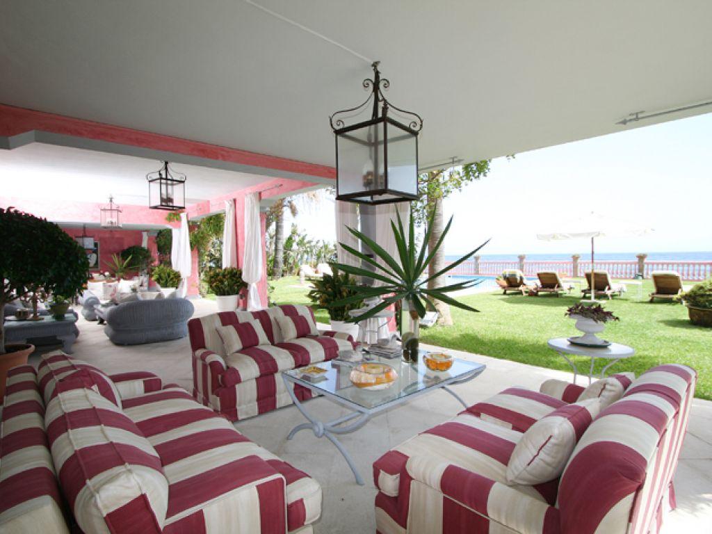 Villa for Rent in Guadalmina Baja, San Pedro de Alcantara