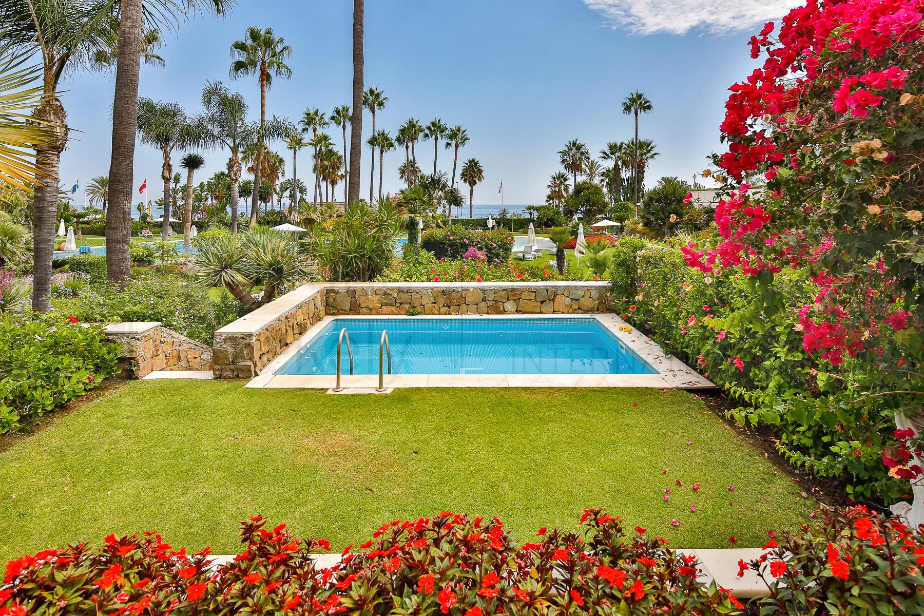 Ground Floor Apartment for Sale and Rent in Los Granados, Marbella - Puerto Banus