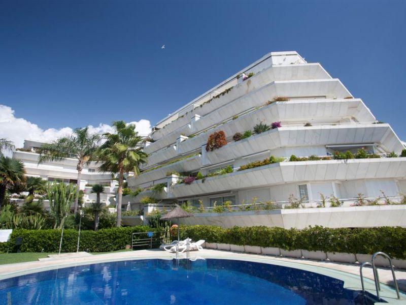 Apartment for Rent in Marbella Centro, Marbella