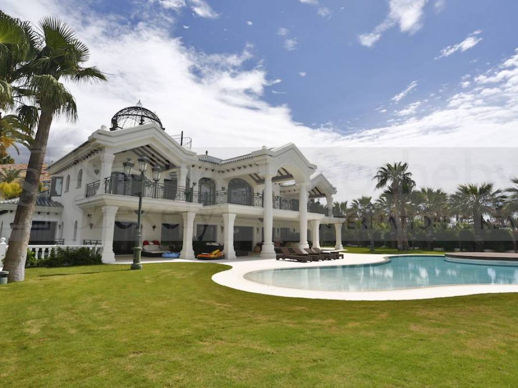 Villa for Rent in Marbella Este, Marbella