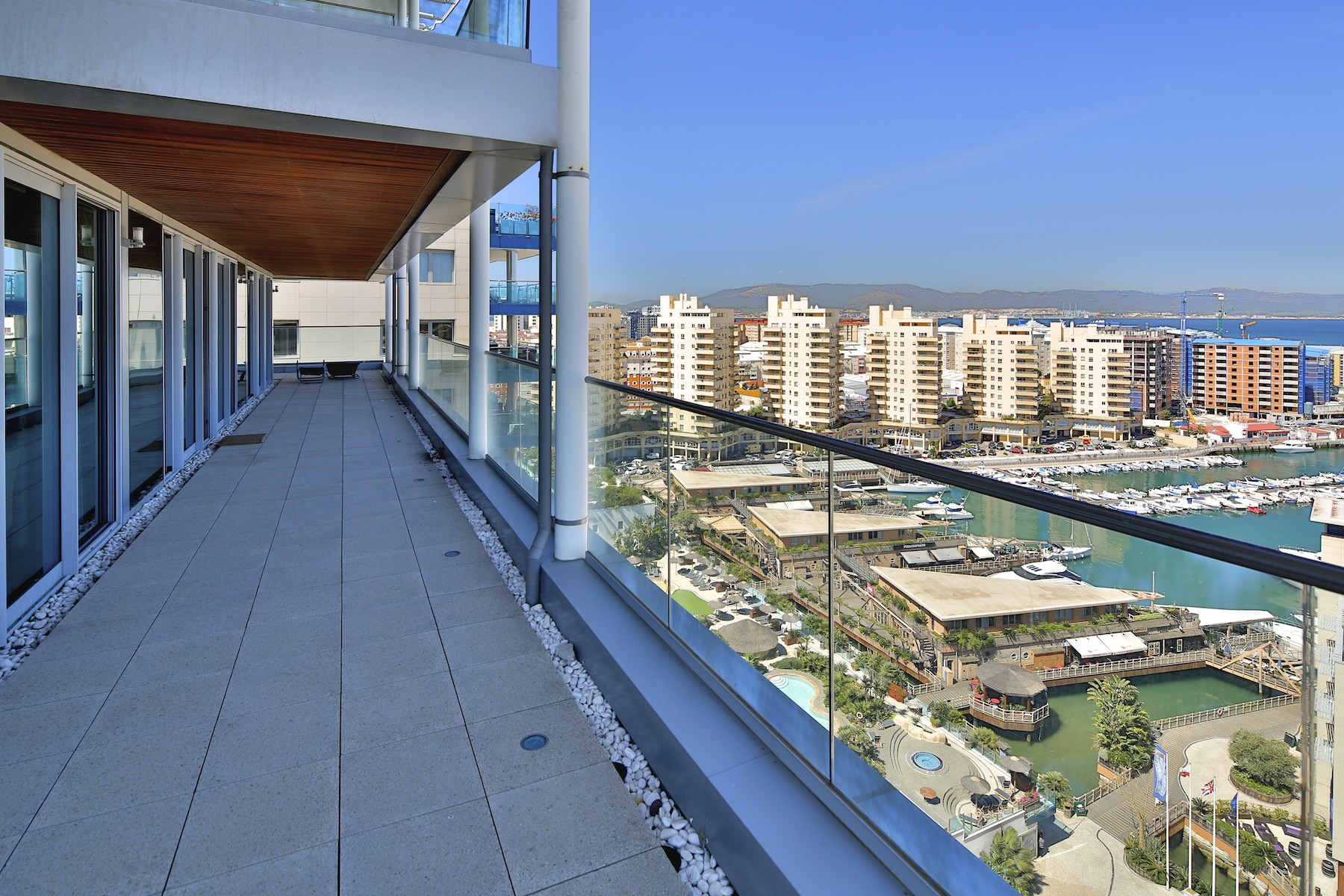 Penthouse for Sale in Tradewinds, Gibraltar - Marina