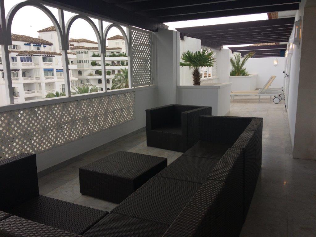 Penthouse for Sale in Las Gaviotas, Marbella - Puerto Banus