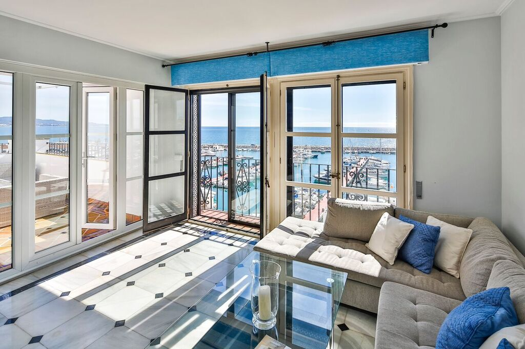 Penthouse for Sale in Puerto, Marbella - Puerto Banus