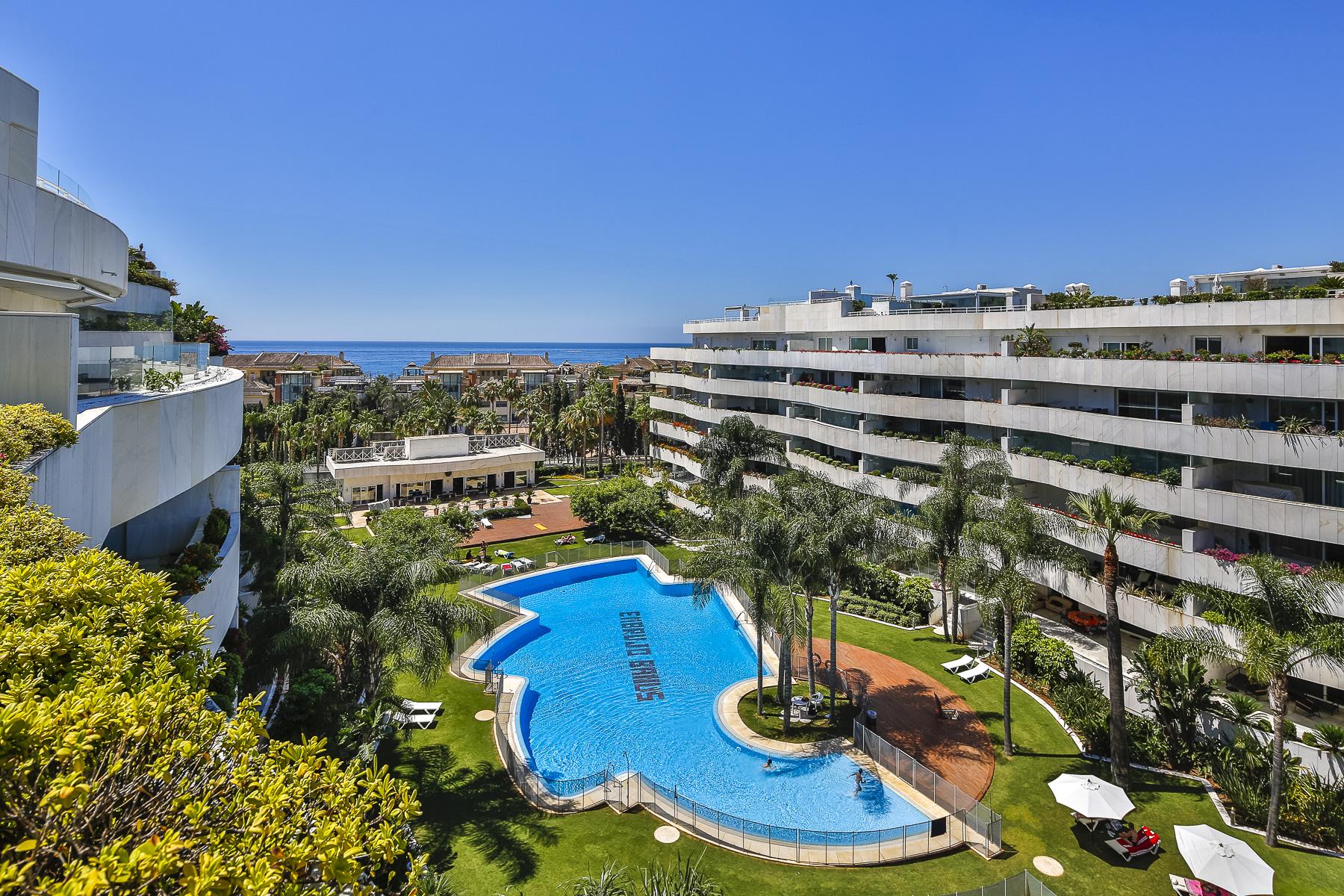 Duplex Penthouse for Sale and Rent in El Embrujo BanÌ_s, Marbella - Puerto Banus